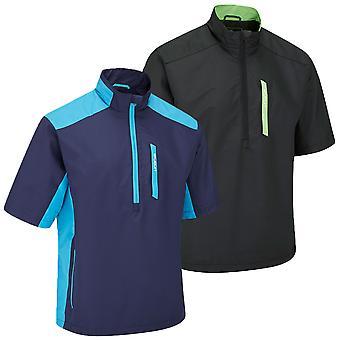 Stuburt Mens Vapour Sport Half Zip Windshirt