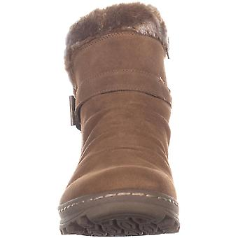 Bare Traps Womens Arlow Leather Closed Toe Ankle Cold Weather Boots