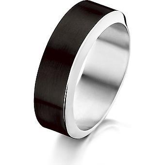 Jacob Jensen - Ring - Women - 43104-62BS - Edge - 62