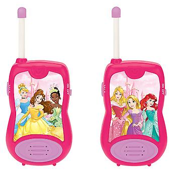 LEXIBOOK Disney Princess Walkie Talkies (Model No. TW12DP)