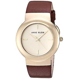 Anne Klein Clock Woman Ref. AK/2922CHBN