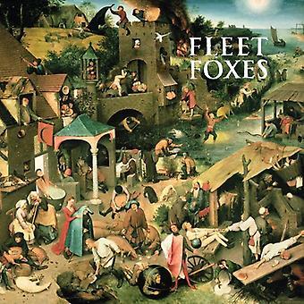 Fleet Foxes - Fleet Foxes [CD] USA import
