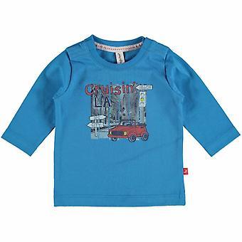 Nyfödda pojkar T shirt Cruisin La Babyface