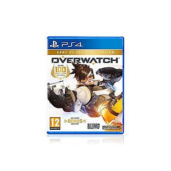 Overwatch GOTY PS4