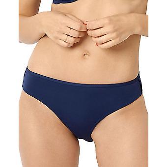 Miss Sans Complex 68PAF06 Dames's Mykonos Deep Blue Badwear Beachwear Bikini Bottom