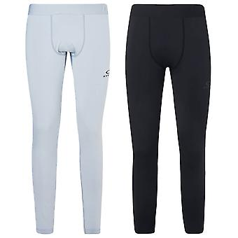 Oakley Mens Foundational Wicking Stretch Base Layer Bottoms