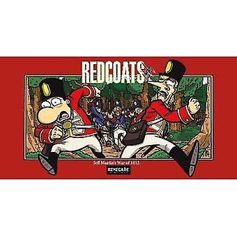 Redcoats-ish: Jeff Martin's War of 1812