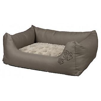 Trixie Drago Taupe mukavassa sängyssä - Beige (koirat, vuodevaatteet, sängyt)