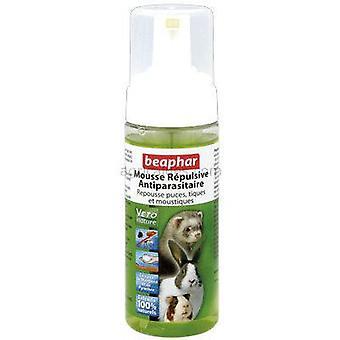 Beaphar Bio Floh & Zeckenschaum (Kleine Tiere , Hygiene & Sauberkeit , Wurmkuren)