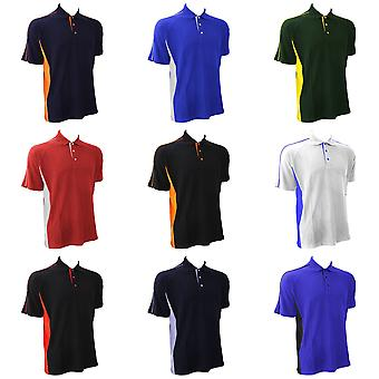 Finden & Hales Mens Sports Polo T-Shirt