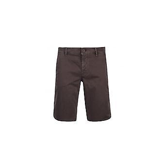 Hugo Boss Schino Slim Bomull Grå Chino Shorts