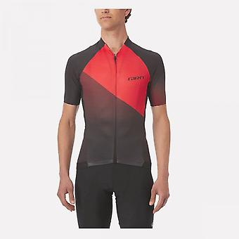 Giro Chrono Pro Short Sleeve Jersey 2020: Black Transition S