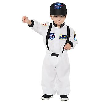 Astonaut White Costume for toddlers