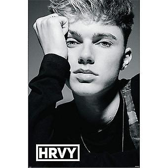 HRVY - Affiche Maxi
