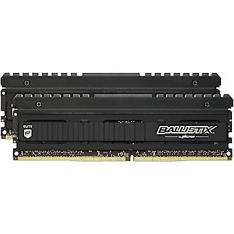 Crucial Ballistix Elite BLE2K8G4D40BEEAK Memory Gaming Kit for Fixed Computers, 4000 MHz, DDR4, DRAM, 16 GB (8 GB x 2), CL18