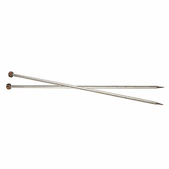 Nova Metal: Knitting Pins: Single-Ended: 15cm x 4.00mm