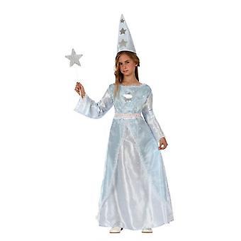 Kinder Kostüme Mädchen blaue Fee Kind Kostüm