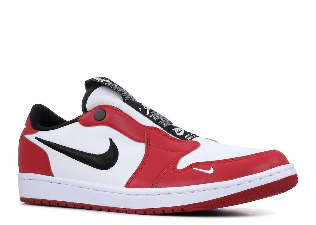 Wmns Air Jordan 1 Low Slip & Chicago' - Bq8462-601 - Buty noIcB