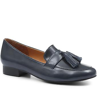 Regarde Le Ciel Leather Tassel Loafer