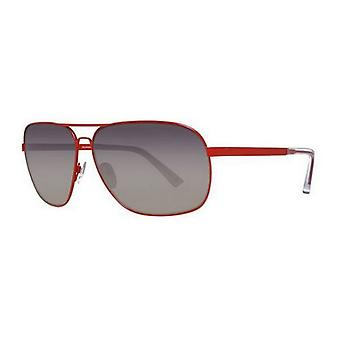 """משקפי שמש לגברים גאנט GRSGAVINRD-35P אדום (Ø 66 מ""""מ)"""