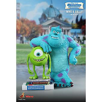 Mike and Sulley Vinyl Figure Set from Monsters University