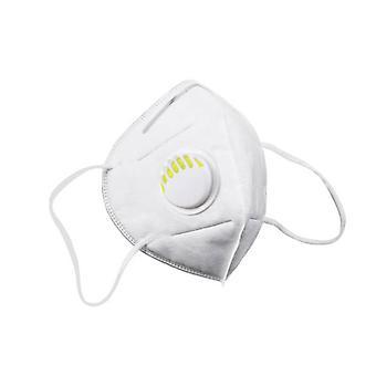 Protector bucal KN95 PM2.5 Válvula y clip de nariz