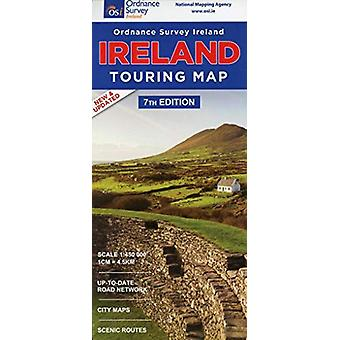 Ireland Touring Map - 9781908852892 Book