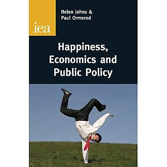 ... And the Pursuit of Happiness: Wellbeing & the Role of Government