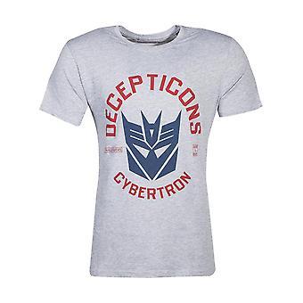 Official Transformers Decepticon Men's T-shirt