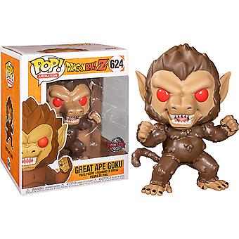 "Dragon Ball Z Great Ape Goku US Exclusive 6"" Pop! Vinyl"