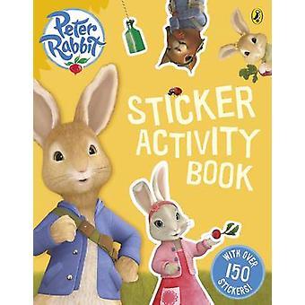 Peter Rabbit Animation Sticker Activity Book by Beatrix Potter