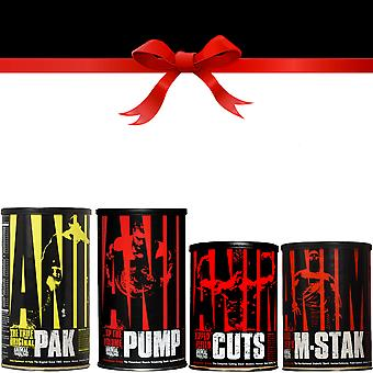 Universal Nutrition Ultimate Cutting Stack - Choice of Free Gift!