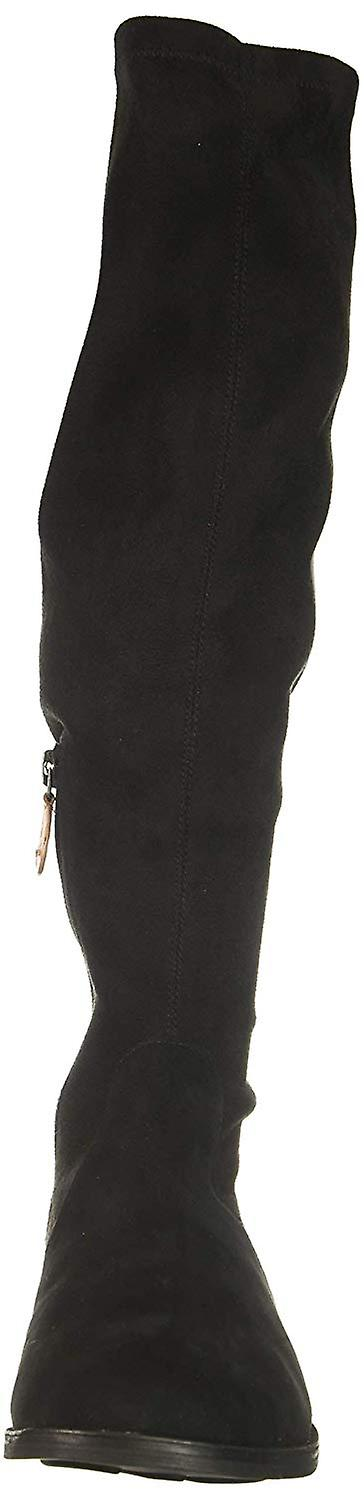 Delikatne dusze kobiety i apos;s Emma Stretch Over The Knee Flat Boot udmOP