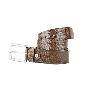 Olive Green Casual Men's Belt