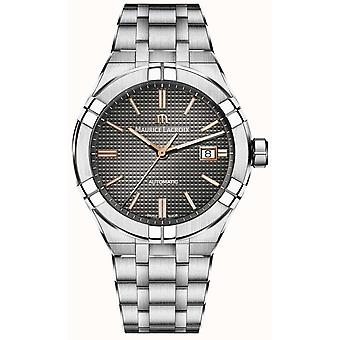 Maurice Lacroix AI6007-SS002-331-1 Aikon Grey Dial Automatic Wristwatch
