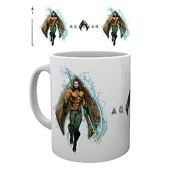 Aquaman Aquaman bögre