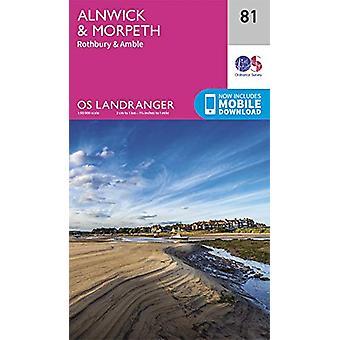 Alnwick & Morpeth - 9780319263709 Livre
