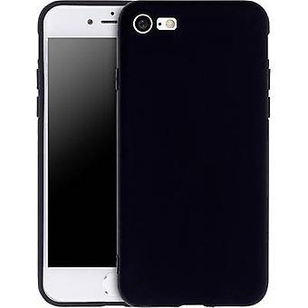 Perlecom Back cover Apple iPhone 7 Plus Black