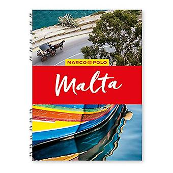 Malta Marco Polo Travel Guide - with pull out map by Marco Polo - 978
