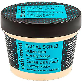 Cafe Mimi Clean Skin Facial Scrub 110 ml