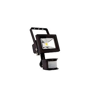 10W Outdoor Ip65 Led Flood Light With Sensor