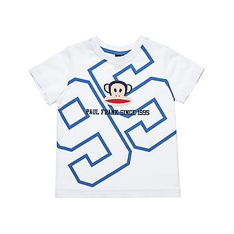 Alouette Boys' Paul Frank Shirt Med Julius Design