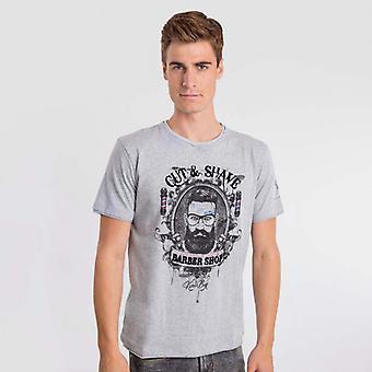 T-shirt Shave Gris vigore