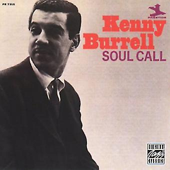 Kenny Burrell - Soul Call [CD] USA import