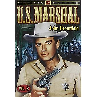 Yhdysvaltain marshal 2: 4-Episode Collection [DVD] USA tuonti