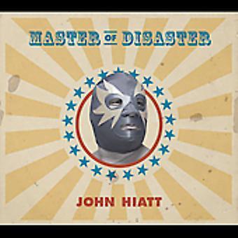 John Hiatt - Master of Disaster [CD] USA import