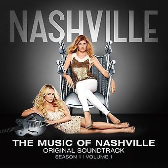 Various Artists - Music of Nashville (Soundtrack) [CD] USA import