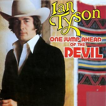 Ian Tyson - One Jump Ahead of the Devil [CD] USA import