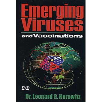 Emerging Viruses & Vaccinations [DVD] USA import