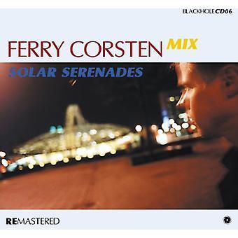 Ferry Corsten - Solar Serenades [CD] USA import